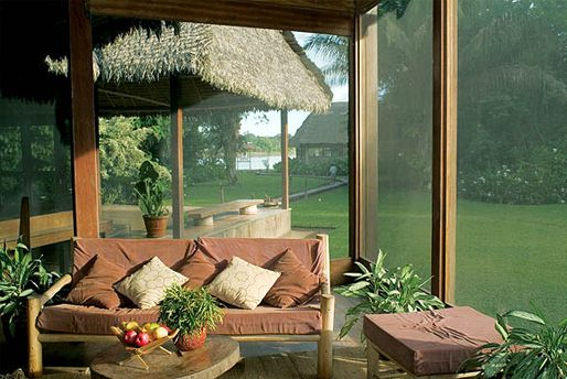 Luxury Hotel Amazon