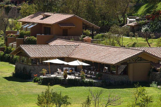 Rio Sagrado Spa Lodge