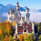 Destinatios Germany Tours