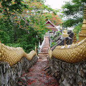 Destinatios Laos Tours