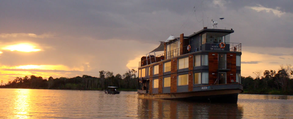 Luxury Machu Picchu & Amazon Cruise Adventure