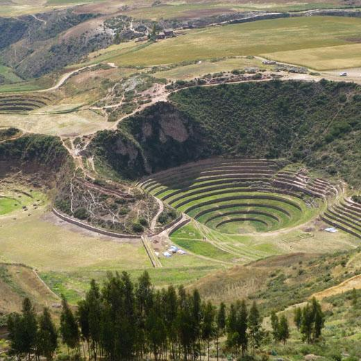 Sacred Valley - Moray Cusco - Luxury Peru Tour 6
