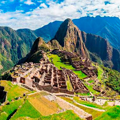 Cusco & Machu Picchu from US$ 1635 Air & Land