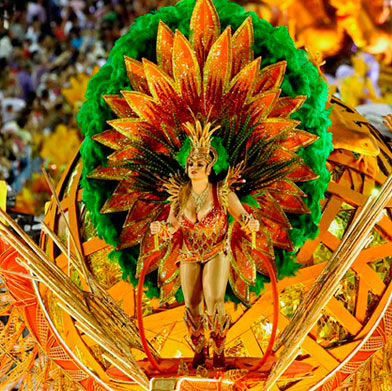 2019 Brazil Carnival and Peru 10 day Tour