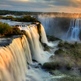 Brazil and Argentina from US$ 2695 Air & Land
